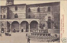 Italie - PERUGIA - Piazza IV novembre - Logge di Braccio Fortebraccio