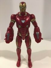 Marvel Legends: Iron Man Mark 50 - from MCU Infinity War Target 2 pack - Loose