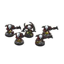ELDAR 5 Warp spiders #1 FINECAST Warhammer 40K Craftworlds