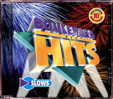 BOULEVARD DES HITS - 10 EME ANNIVERSAIRE - CD 2 SLOWS - CD COMPILATION [1373]