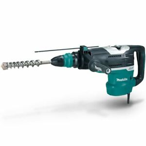 Makita SDS MAX 2-MODE ROTARY HAMMER HR5212C 1500W Rotatable Side Grip