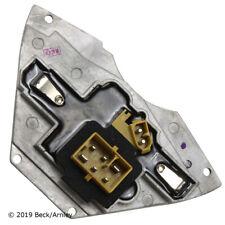 A/C Resistor Beck/Arnley 204-0016