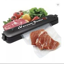 3 In 1 Vacuum Sealer Machine Food Saver Dry Wet Foods Automatic Sealer Food UK