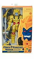 "Mighty Morphin Power Rangers Lightning 6"" GOLDAR figure GameStop Exclusive MMPR"