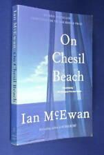 ON CHESIL BEACH Ian McEwan A NOVEL Fiction Book