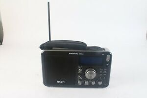 Eton Field Grundig Edition AM / FM Shortwave Radio with Bluetooth