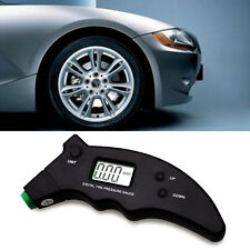 Tire Pressure Guage Digital Car Bike Truck Auto Air PSI Meter Tester Tyre Gage