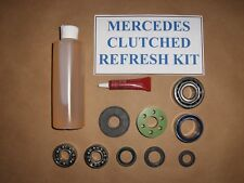 MERCEDES CLUTCHED  SUPERCHARGER COMPLETE REBUILD KIT- ALL NEW PARTS!