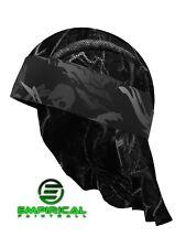 Paintball Headwrap - 🌑 Eclipse Marble Faded Forsaken | Empirical Paintball