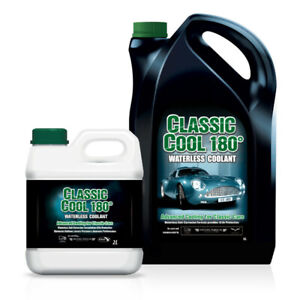 Evans Classic Cool, Waterless Coolant, (2 or 5 Litres)