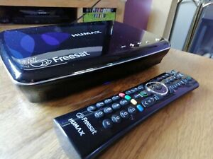 Humax HDR1100S 500GB Freesat Recorder Receiver with Netflix, Catch up TV & apps