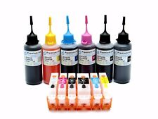 Compatible refill ink cartridge kits for Canon Pixma MG7150 MG7550 NON OEM