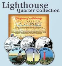 Historic Lighthouse State Quarter 3-Coin Set #9