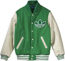 College Button Woolen Waist Length Coats & Jackets for Men