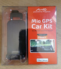 Mio GPs Car Kit For iPhone 4/4S and Ipod Touch **BARGAIN** Best Price on EBAY