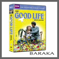 The Good Life - Complete season series 1, 2, 3 & 4 DVD Box Set BBC R2