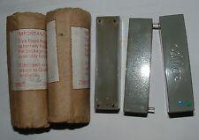 Confezione di 5 osmor GRANDI VINTAGE Reed relay cd3644 zb-9025-362 6-12V 610 Ohm Bobina