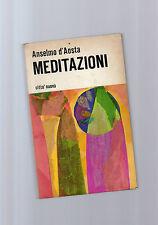 meditazioni - anselmo d aosta - boxfr42