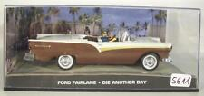James Bond 007 Collection 1/43 Ford Fairlane - Die another Day in O-Box #5611