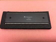 MC68HC000P12 Motorola IC CPU, DIP64, nuevo sin usar
