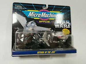 Star Wars Return of the Jedi Galoob Micro Machines Space Collection 6 1994