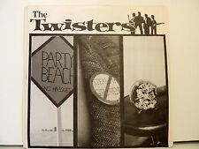 Garage/Surf Rarity ! The Twisters EP Party Beach , POP 1451 - Tampa , Fl.