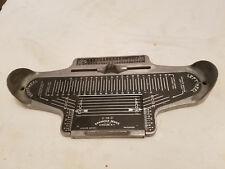 Antique /Vintage 'The Brannock Device ' Junior Shoe foot measuring tool  shop
