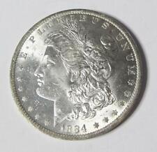 1884-O U.S. Silver Dollar * Morgan * High Grade * A Nice Type For Book