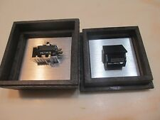 SHURE V15 TYPE III CARTRIDGE AND GENUINE SHURE VN35E STYLUS  WITH DISPLAY CASE