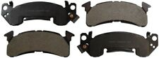 Disc Brake Pad Set-Rear Drum Front Monroe FX153