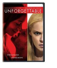 Unforgettable (DVD, 2017) NEW Factory Sealed, Free Shipping