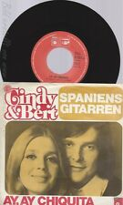 "7""CINDY & BERT--SPANIENS GITARREN--BASF"