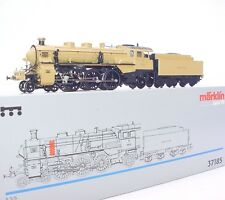 Marklin Digital AC HO 1:87 Bavarian K.BaySts.B. S 3/6 Ocker STEAM LOCOMOTIVE MIB