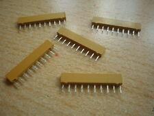 10k SIL 9 pin resistor 8 internal    4309R-1-103    8 pieces    HU87