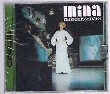 MINA DALLA CANZONISSIMA 68 CD REMASTERED  SIGILLATO!!!
