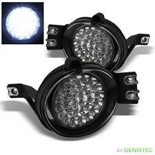 For 02-08 Dodge Ram 04-05 Durango Full LED Bumper Fog Lights Lamp+Switch Pair