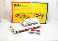 Dinky 288 Superior Cadillac Ambulance In Its Original Box - Nice Vintage 1976