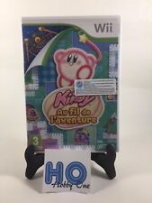 Kirby au fil de l'aventure - Nintendo Wii - PAL - Kirby - Comme neuf - Complet