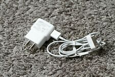Apple iPhone 3G 4 4s 1M 3 feet 30 Pin USB Charge & Sync Cable with Wall Plug