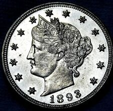 1893 LIBERTY NICKEL  PROOF??? ? LIKE CONDITION  A25-349