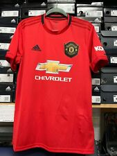 nike manchester united Home Jersey 2019/2020 Stadium Cut Size Mans Medium Only