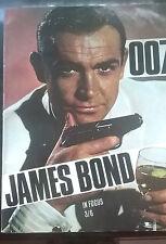 James Bond (Sean Connery) in 007 James Bond In focus