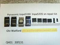 PANASONIC TNPA5330 sn REPAIR KIT TXP42G30 TXP42GT30 (PAN KIT 0011) GENUINE PARTS
