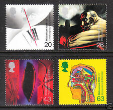 Great Britain 1999 Millennium Inventors Tale  postfris/MNH