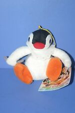 "Pingu Penguin Pinga Plush doll BANPRESTO 4.4"" Spoon"