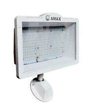 New listing Amax Lighting Led-Fl100/Wt Led 8300-Lumens 83W 110V Outdoor Flood Light Nib