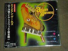 Yosuke Yamashita Bill Laswell Ryuichi Sakamoto Asian Games Japan CD sealed