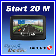 TomTom Start 20 M Sat Nav GPS System For UK + Ireland With Free Lifetime Maps
