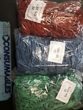 whitebox 454G Rubber bands size 32 (Blue, Green, Red)