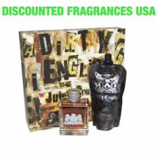 Dirty English by Juicy Couture 2 PC GIFT SET EDT 3.4 OZ & 6.7 OZ  SHOWER GEL NEW